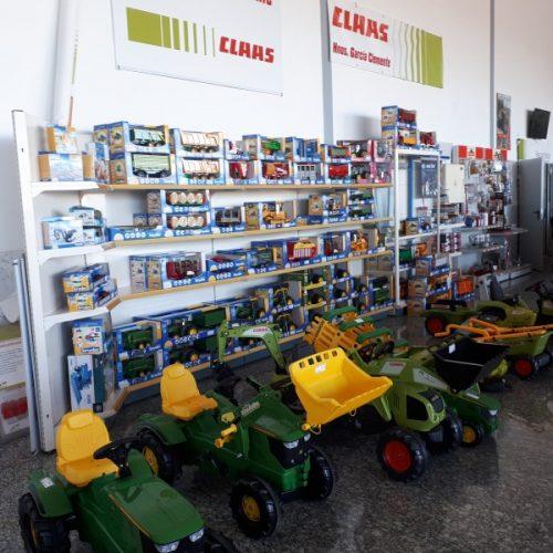 Tractores de juguete en Lorca 2018