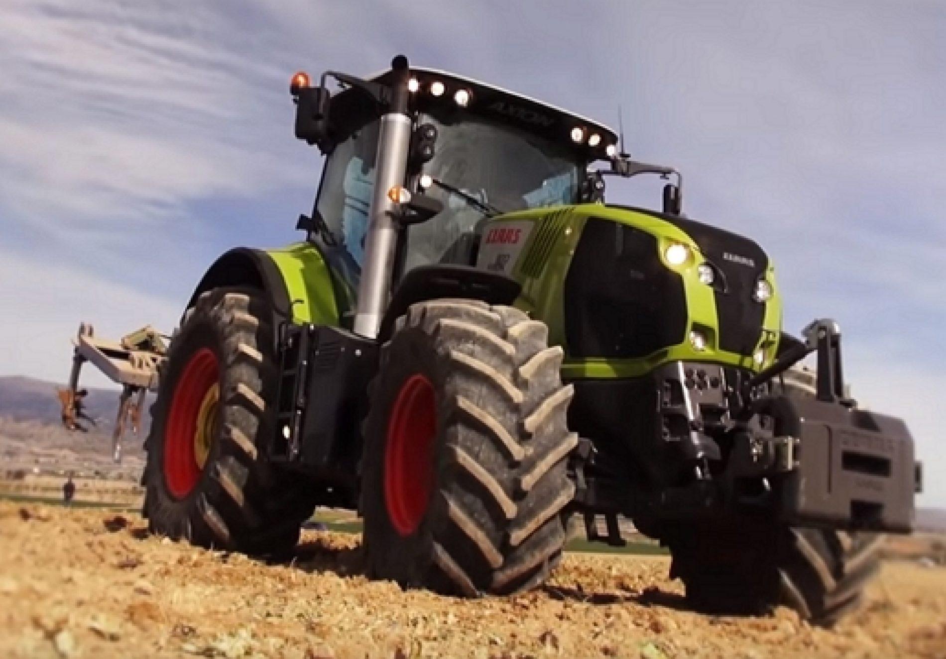 Nuestra prueba de tractor alcanza más de 9.000 visualizaciones