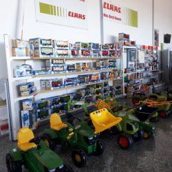 Tractores de juguete en Lorca 2020